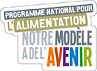 Logo Programme national pour l'alimentation